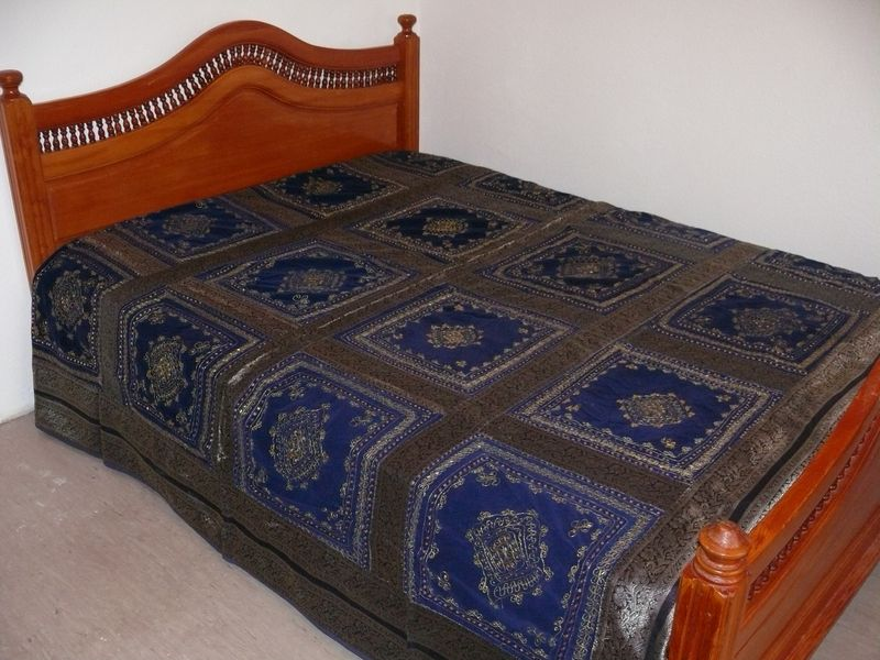 orientalische tagesdecke bett berwurf. Black Bedroom Furniture Sets. Home Design Ideas